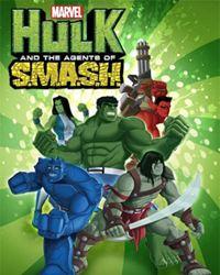 Affiche de la série Hulk and the Agents of S.M.A.S.H.