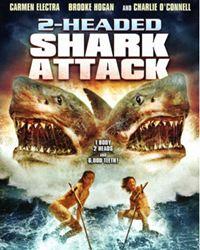 Affiche du film L'Attaque du requin à deux têtes