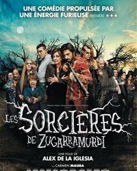 Affiche du film Les Sorcières de Zugarramurdi