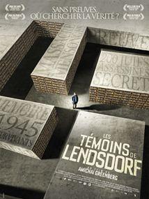 Affiche du film Les Témoins de Lendsdorf