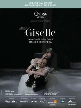 Giselle (Opéra de Paris-FRA Cinéma)