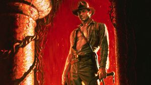Indiana Jones et le temple maudit sur W9 : Harrison Ford victime d