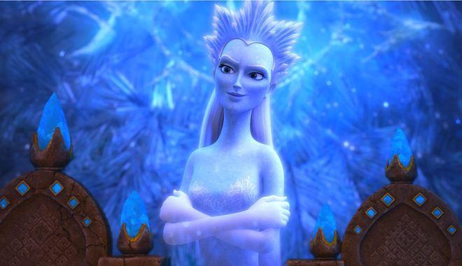 Photo du film La Princesse des glaces, le monde des miroirs magiques