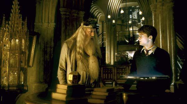 Photo 1 pour Harry Potter et le Prince de sang mêlé