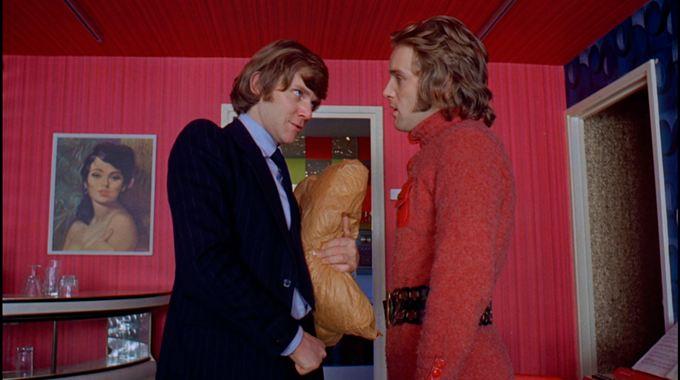 Photo du film Orange mécanique