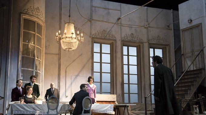 Photo 1 pour Le Misanthrope (Comédie-Française / Pathé Live)