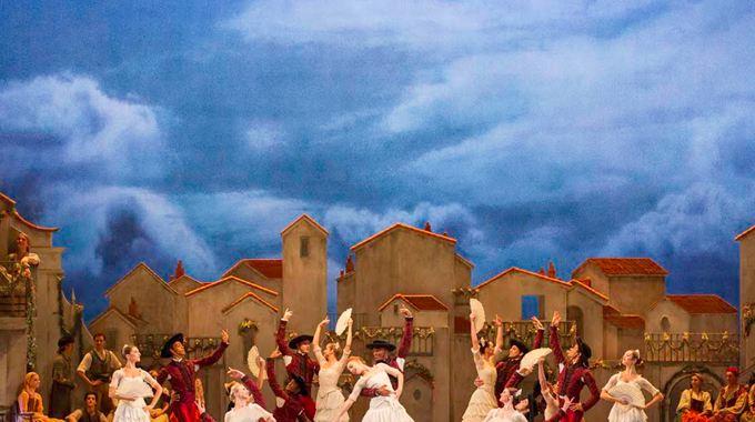 Photo du film Don Quichotte (Royal Opera House)