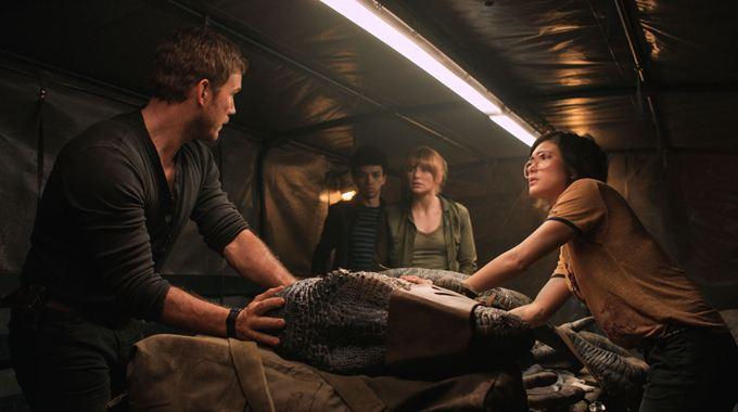Photo 1 pour Jurassic World: Fallen Kingdom