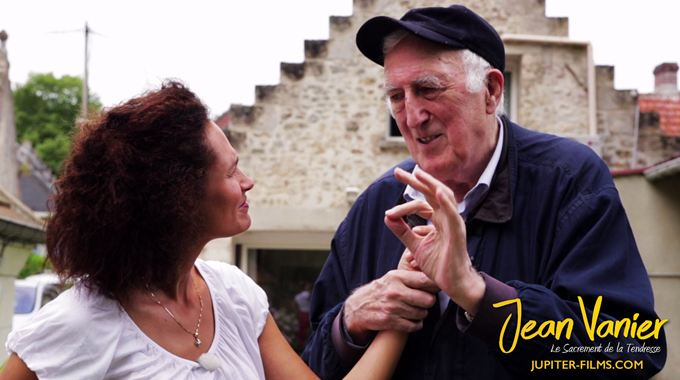 Photo du film Jean Vanier, le sacrement de la tendresse
