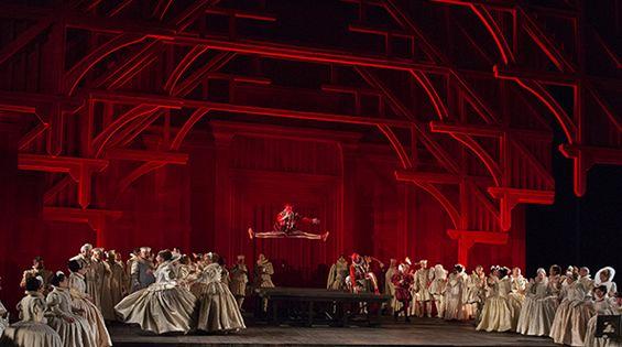 Photo du film Maria Stuarda (Metropolitan Opera)