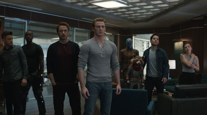 Photo du film Avengers: Endgame