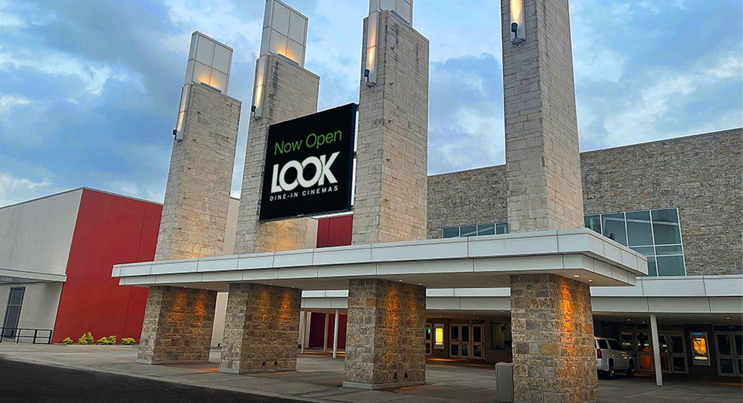 Dallas, TX -LOOK Dine-In Cinema NW Hwy