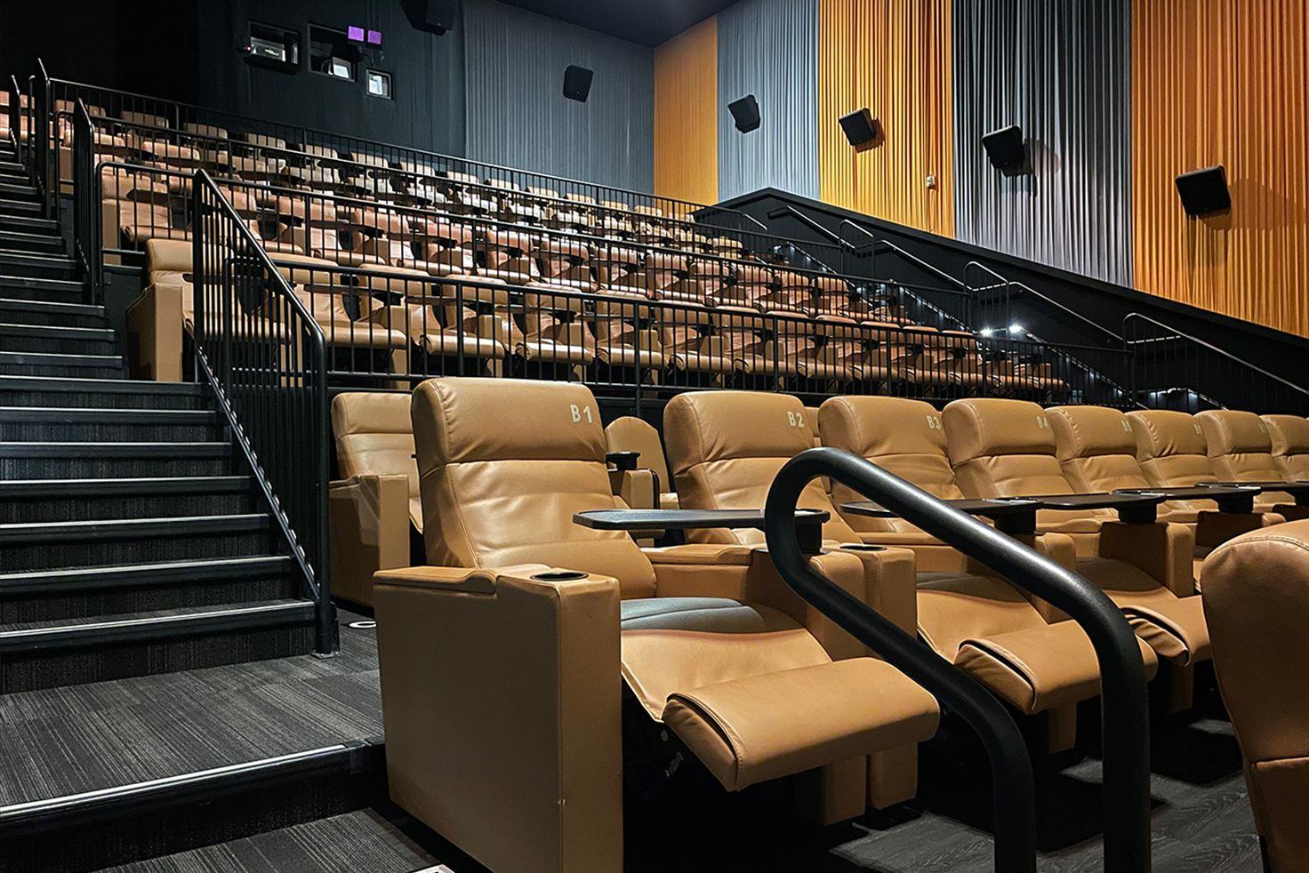 Glendale, CA - LOOK Dine-in Cinema