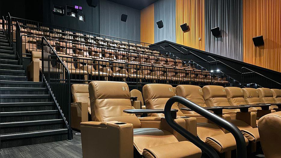 Redlands, CA - LOOK Dine-in Cinema
