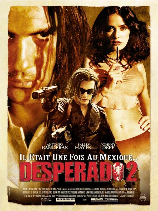 Télécharger Desperado 2 - Il était une fois au Mexique HD VF