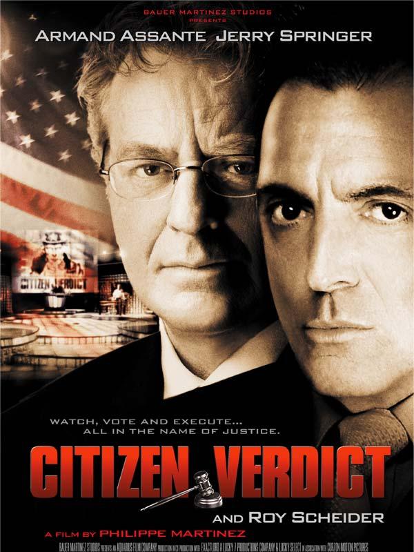 Télécharger Citizen Verdict HDLight 720p HD