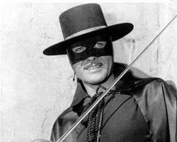 Affiche de la série Zorro