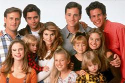Affiche de la série Full House