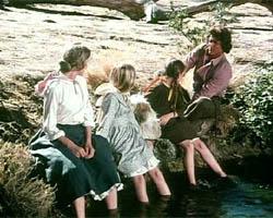 Affiche de la série Little House on the Prairie
