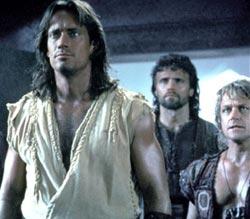 Affiche de la série Hercule