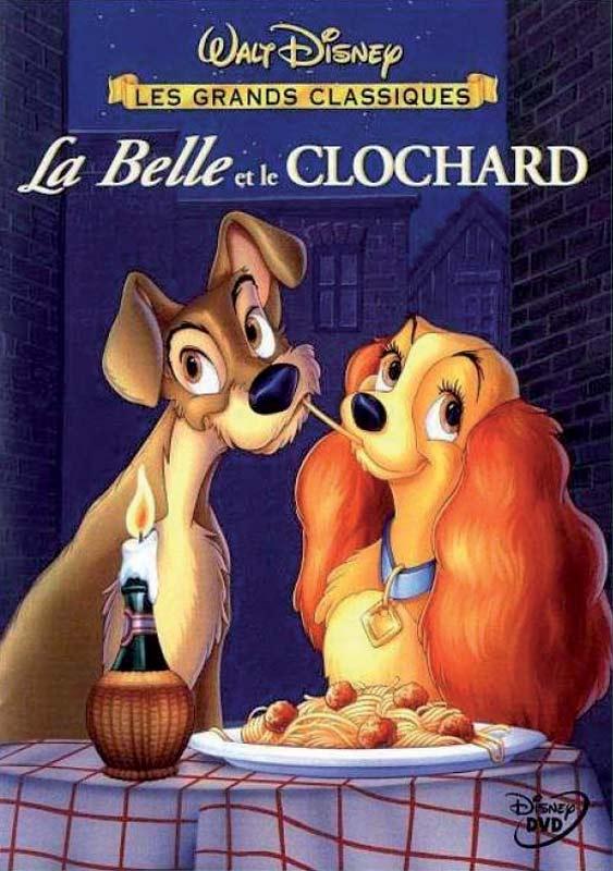 Télécharger La Belle et le Clochard HDLight 720p HD