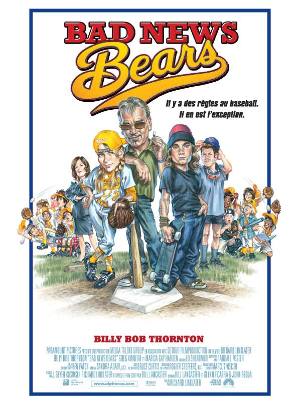 Télécharger Bad News Bears Gratuit DVDRIP Uptobox