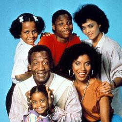 Affiche de la série The Cosby Show