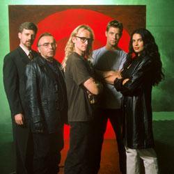 Affiche de la série The Lone Gunmen