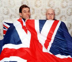 Affiche de la série Little Britain