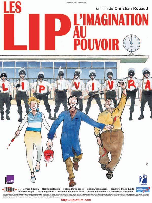 Télécharger Les LIP, l'imagination au pouvoir DVDRIP VF