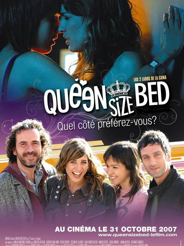 Télécharger Queen Size Bed HDLight 720p HD