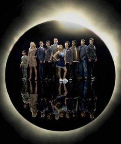 Affiche de la série Heroes