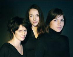 Affiche de la série Trois femmes flics