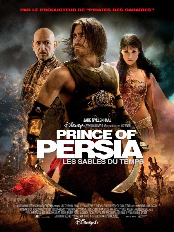 Télécharger Prince of Persia : les sables du temps