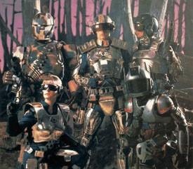 Affiche de la série Captain Power and the Soldiers of the Future