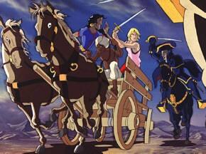Affiche de la série Les Voyages de Corentin
