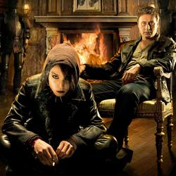 Affiche de la série Millennium