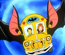 Affiche de la série The Magic School Bus