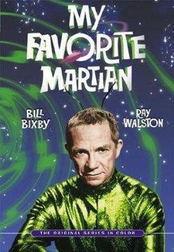 Affiche de la série My Favorite Martian