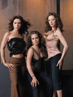 Affiche de la série Charmed