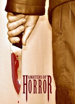 Affiche de la série Amaters of horror