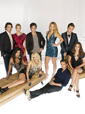 Affiche de la série Gossip Girl
