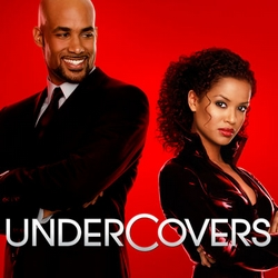 Affiche de la série Undercovers