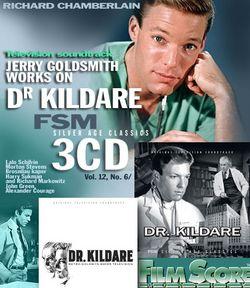 Affiche de la série Doctor Kildare