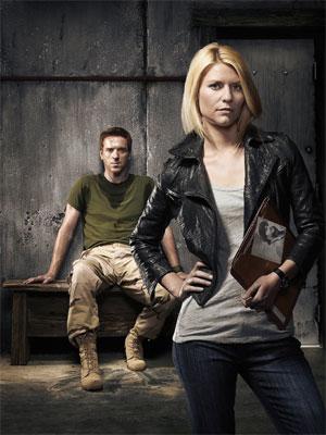 Affiche de la série Homeland