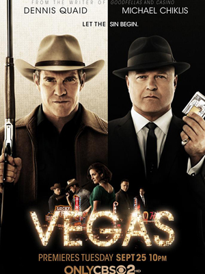 Affiche de la série Vegas (2012)