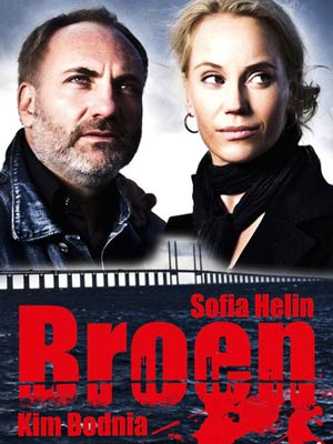 Affiche de la série Bron / Broen / The Bridge (2011)