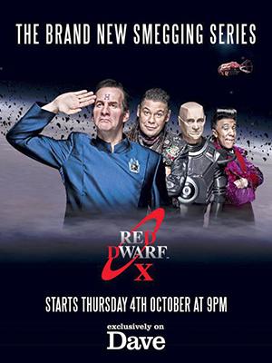 Affiche de la série Red Dwarf