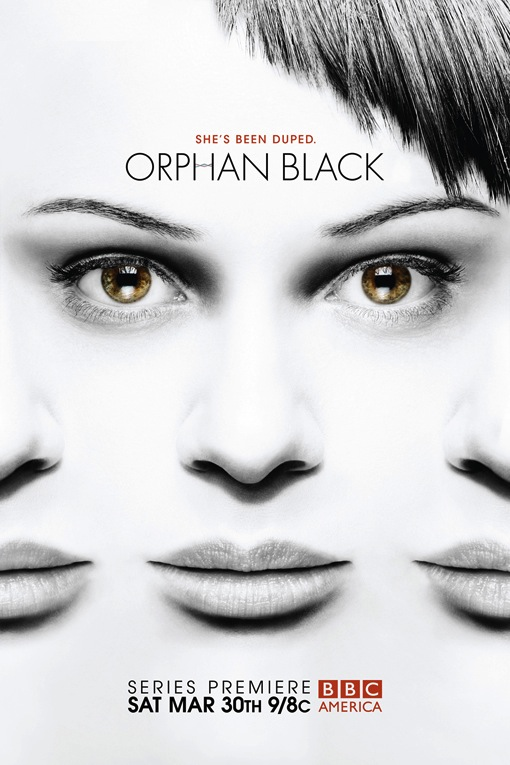 Affiche de la série Orphan Black
