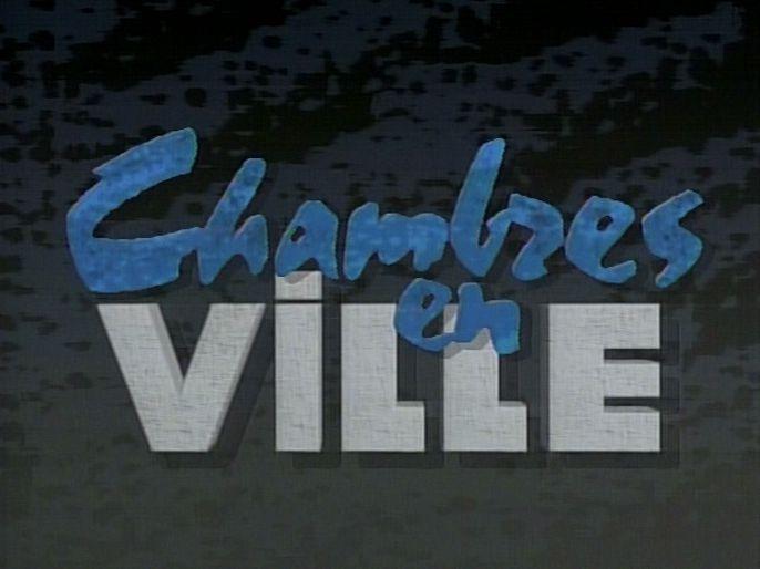 Affiche de la série Chambres en ville